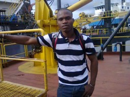 Am an able seaman and offshore crane operator, am a God fearing Christian from Nigeria.