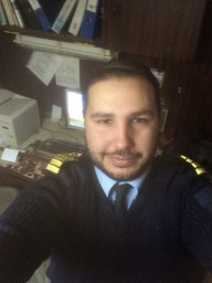 Master Mohamed Hanafy Ibrahim  Age :31  Address : Alexandria  Profession : bachelor degree in maritime transport and work as marine captain on container vessels  Wish to have stable working contract